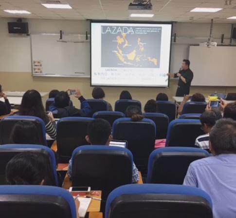 1208 如何用LAZADA與FACEBOOK外銷東南亞B2B&B2C電商行銷術