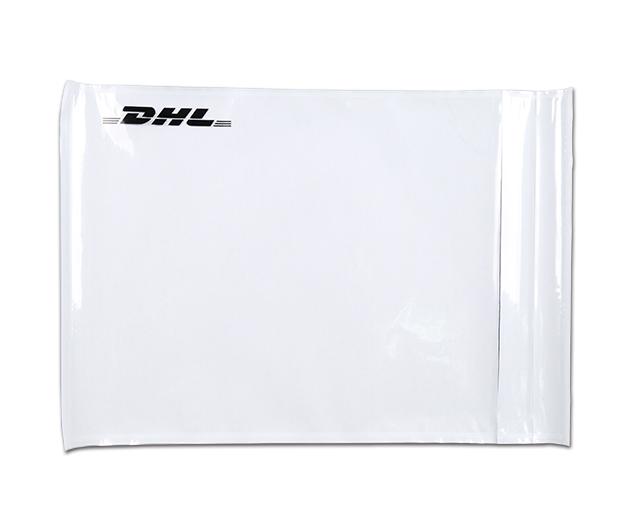 DHL背膠袋
